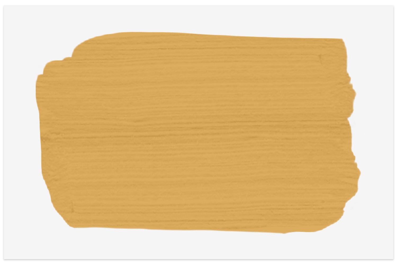 Valspar Butterscotch Lollipop color paint swatch