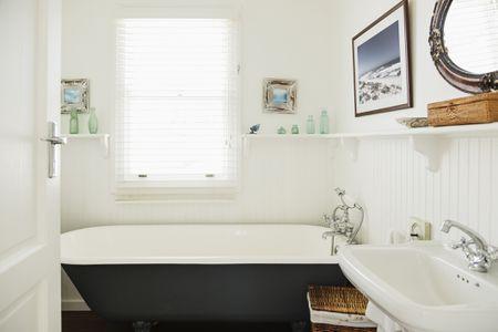 Feng Shui Tips For A Bathroom Facing The Front Door