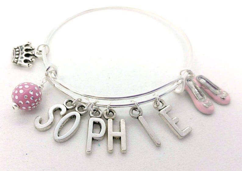 Girl's Charm Bracelet