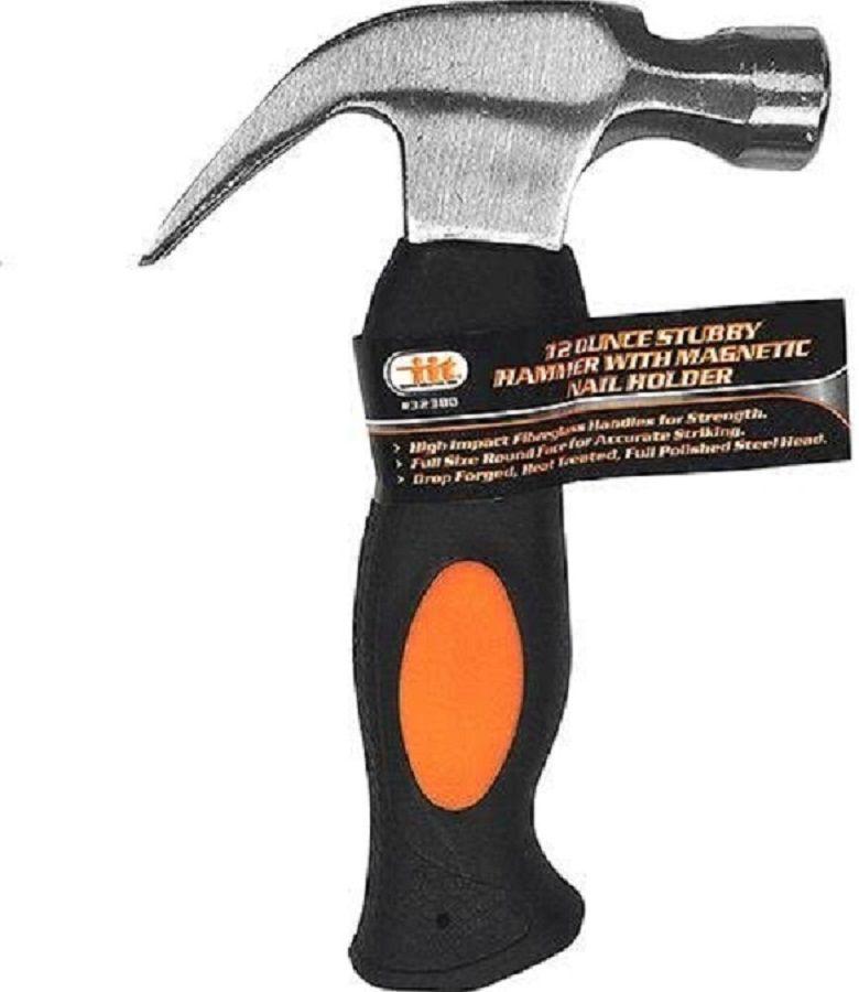 12-Ounce Stubby Hammer