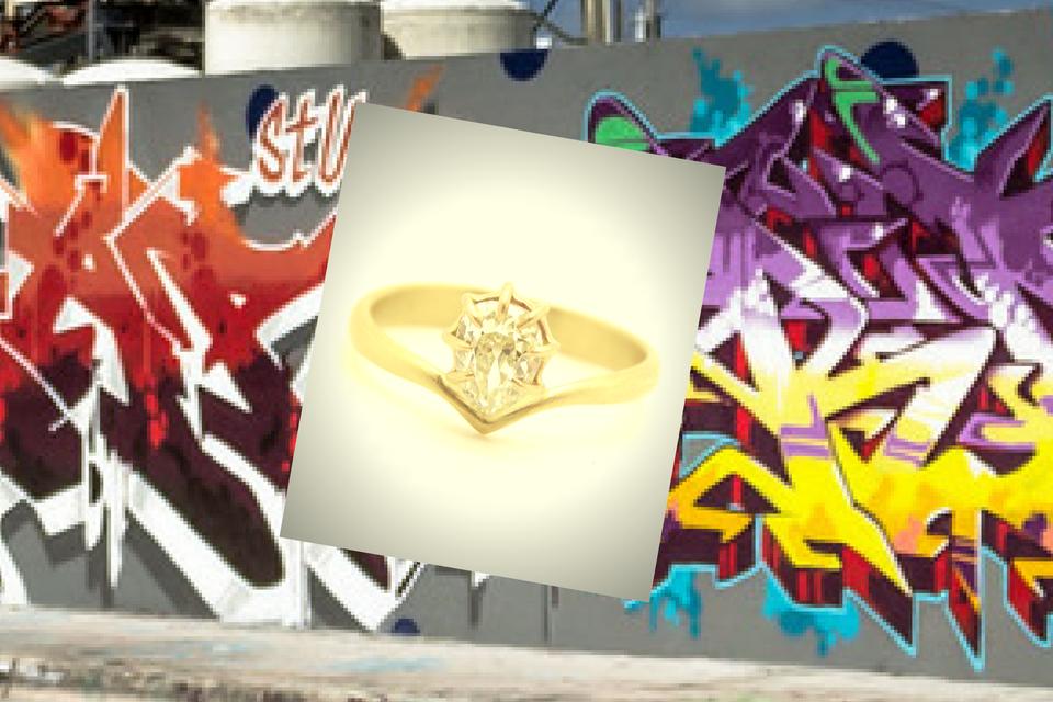 anillo rebelde