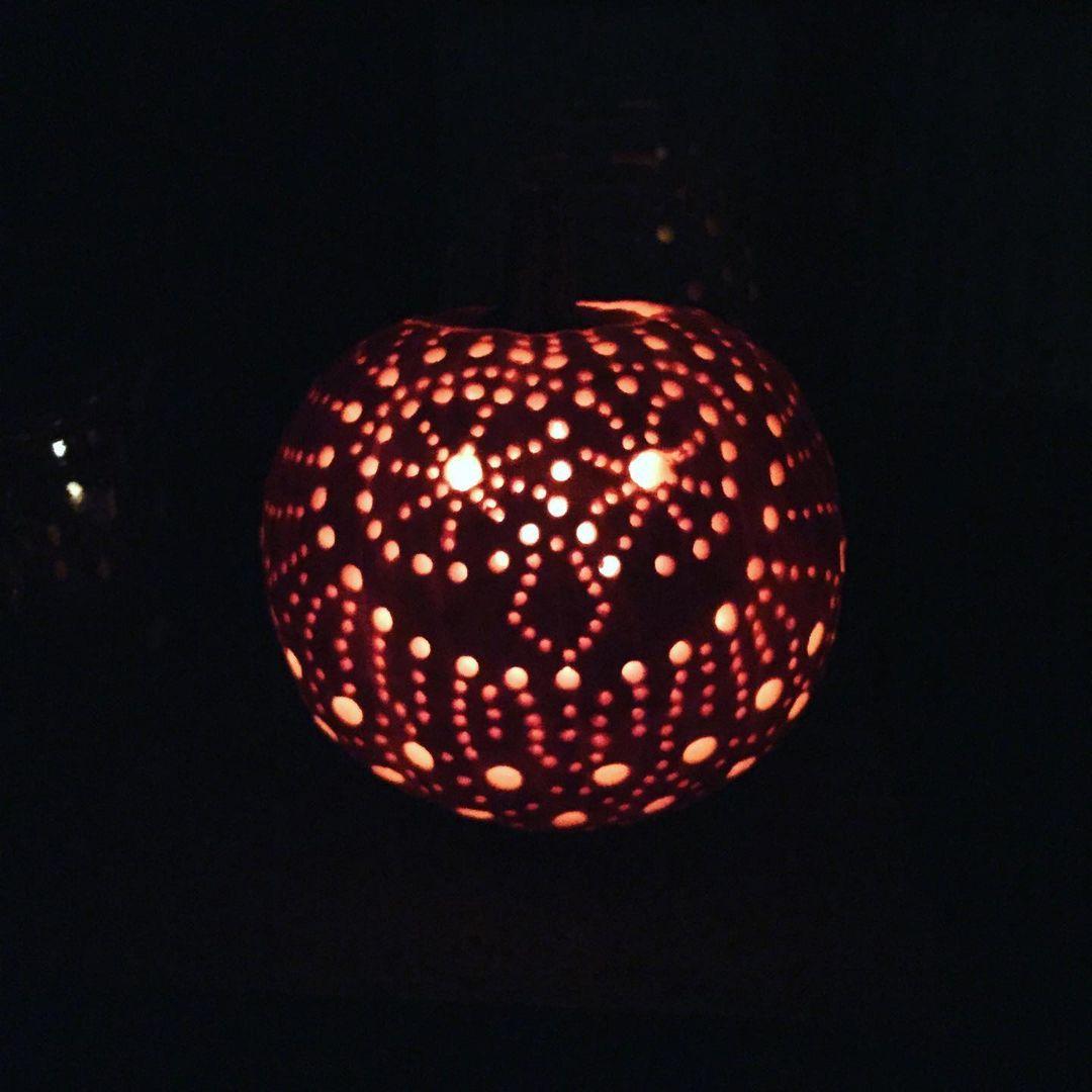 Pumpkin Drilling Trend