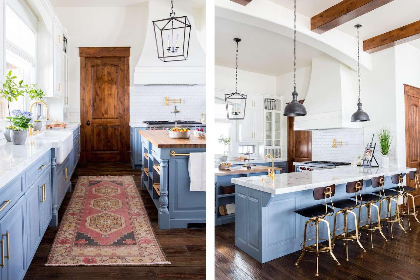 Modern Tiffany Blue Kitchen Embellishment - Best Kitchen Ideas - i ...