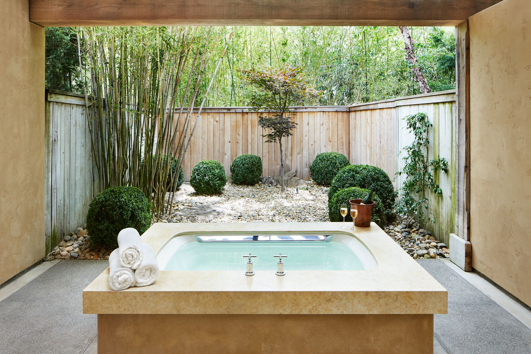 Where To Install A Hot Tub