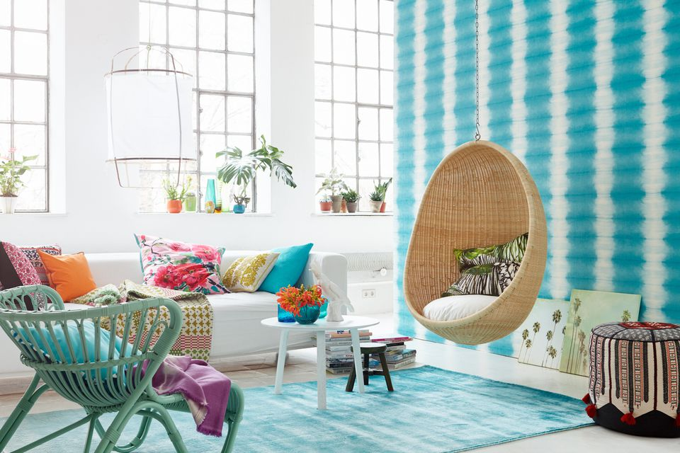 Summery interiors