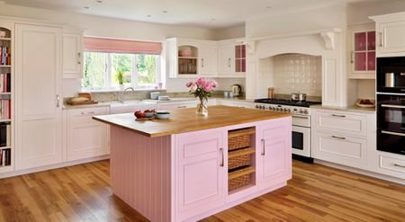 26 Kitchen Paint Colors Ideas You Can Easily Copy on pink clothes ideas, pink kitchen appliances, pink and green kitchen, pink design ideas, pink landscaping ideas, pink loveseat ideas, pink retro kitchen, pink bed ideas, pink living room decor ideas, pink shabby chic kitchen decor, pink painted furniture ideas, pink and white kitchen, pink country kitchen, pink black ideas, pink and black kitchen, pink breakfast ideas, pink ceiling ideas, pink kitchen accessories, pink walls ideas, pink home ideas,
