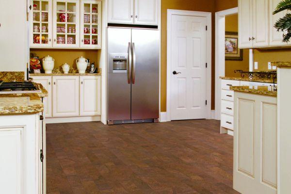 A Gallery Of Cork Flooring Designs