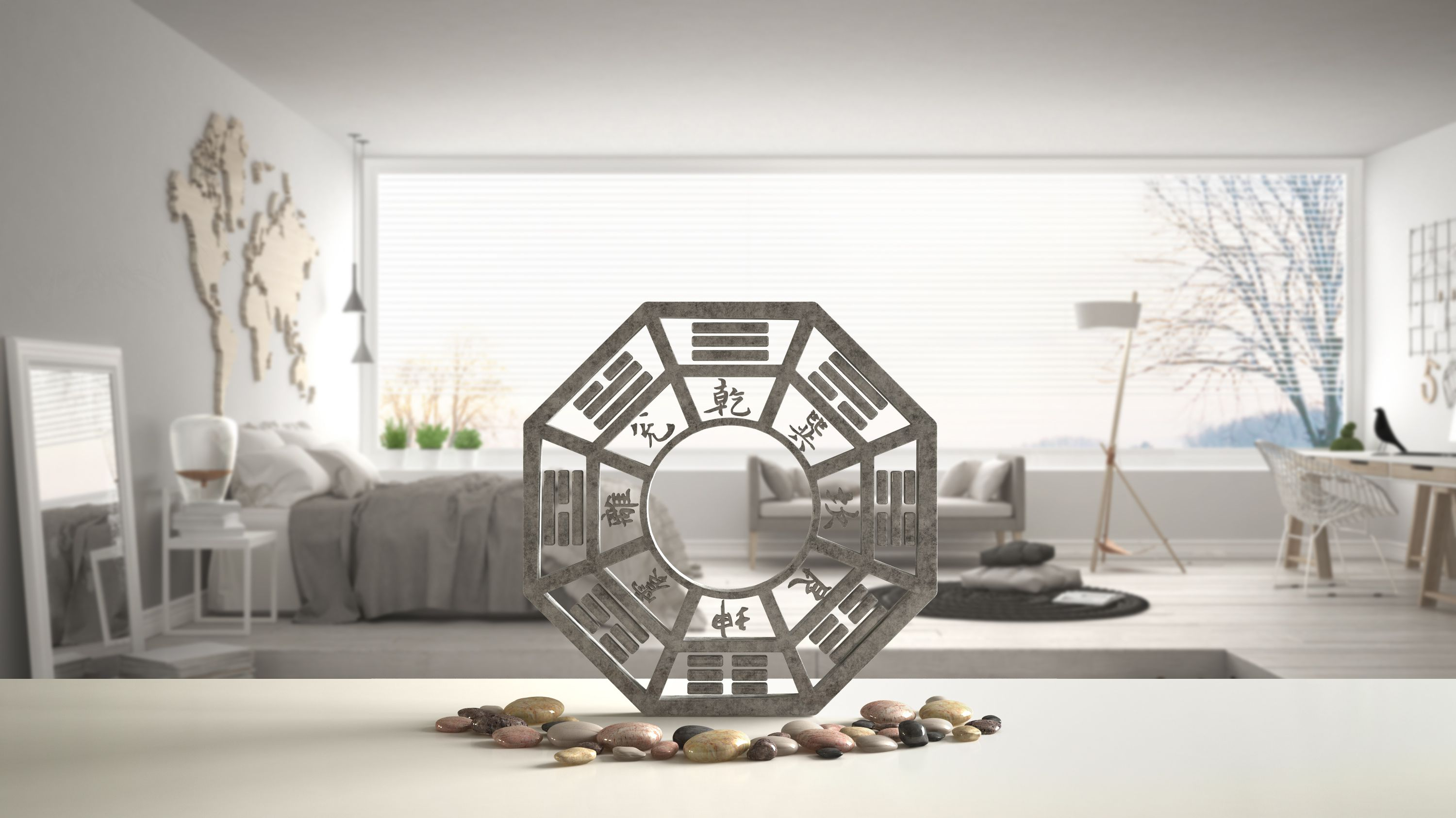Feng Shui Home Design chi, or universal energy in feng shui