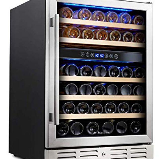 Best Overall Kalamera 24 Wine Refrigerator