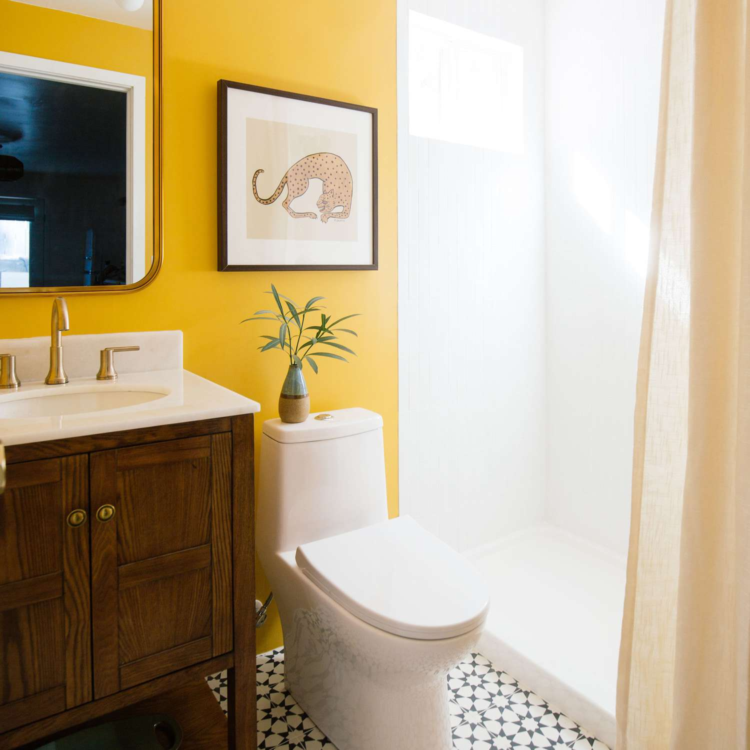 15 Pretty Powder Room Ideas