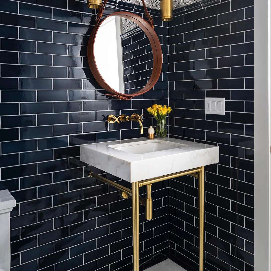 Stunning Bathroom Tile Ideas