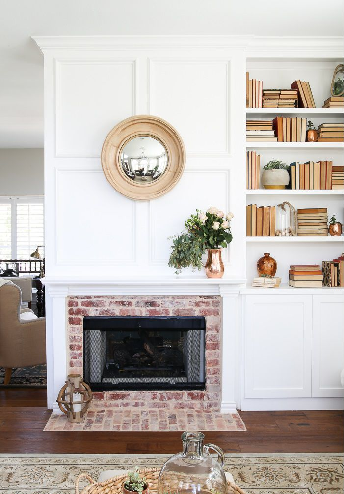Cool Before And After Fireplace Makeovers Download Free Architecture Designs Scobabritishbridgeorg