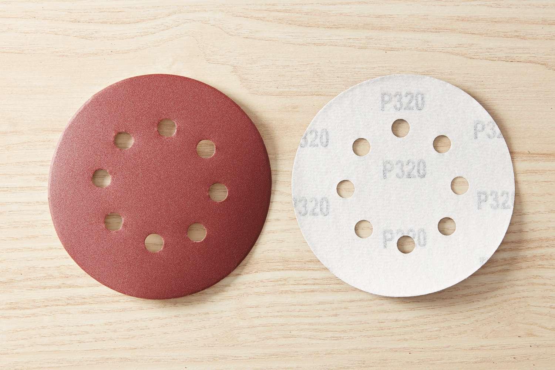 Ultra fine sandpaper 320 grit