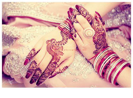 4c521dbed1654 Bridal Mehndi - Henna Tattoos for wedding. Getty / Credit: muhammad faizan