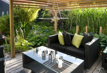 24 Covered Deck Design Ideas
