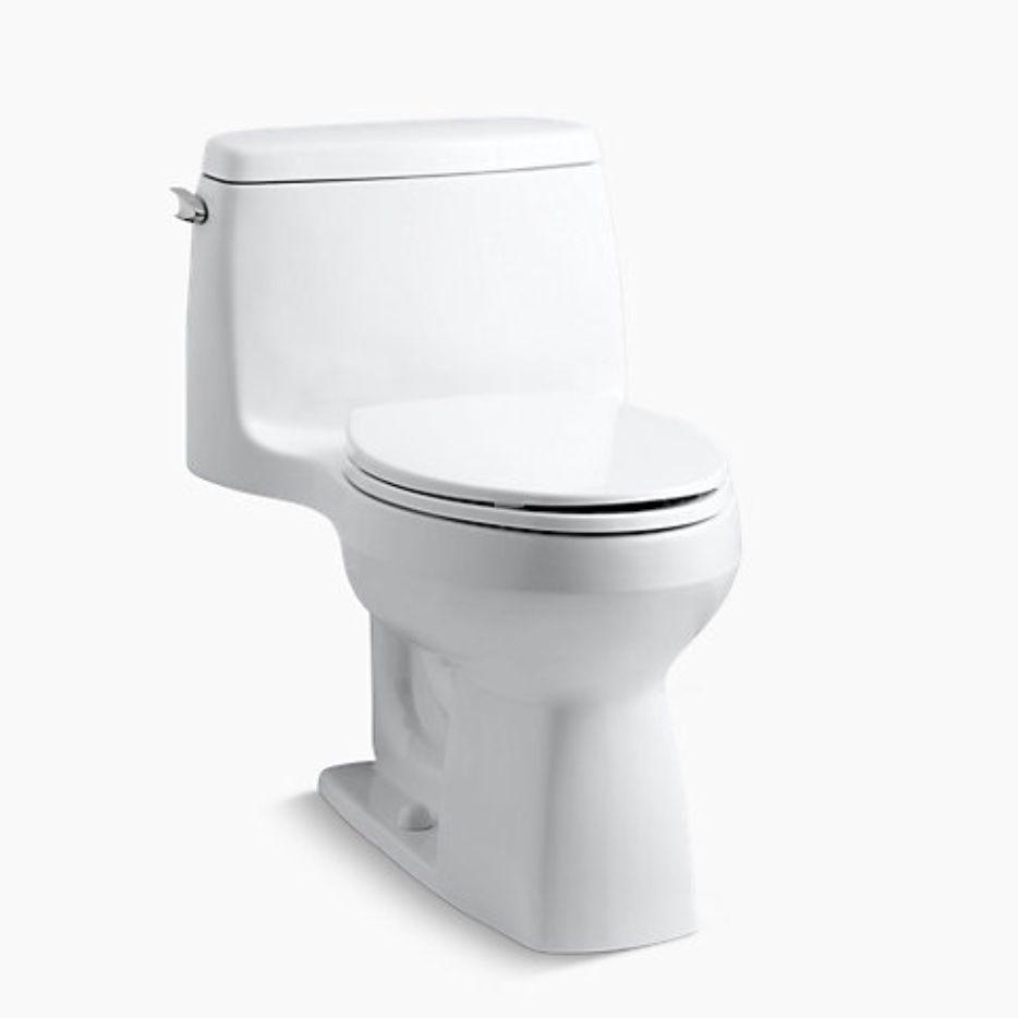 Santa Rosa WaterSense 1-Piece Toilet
