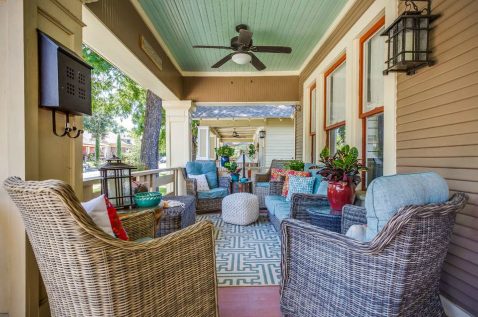 50 Porch Ideas for Every Type of Home on cottage plans with porches, country houses with porches, southern living home plans with porches, southern colonial porches, houses without porches, colonial southern house, colonial houses with attached garage, coastal home plans with porches, brick houses with porches, colonial house floor plans, colonial house designs, homes with small porches, modern country homes with porches, single story houses with porches, basic ranch houses with porches, colonial houses 1600s, southern style homes with porches, colonial home porches, two-story homes with porches,