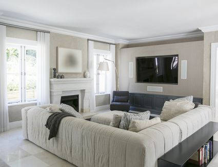 Neutral Colors Could Change Your Living Room For The Better Ideas
