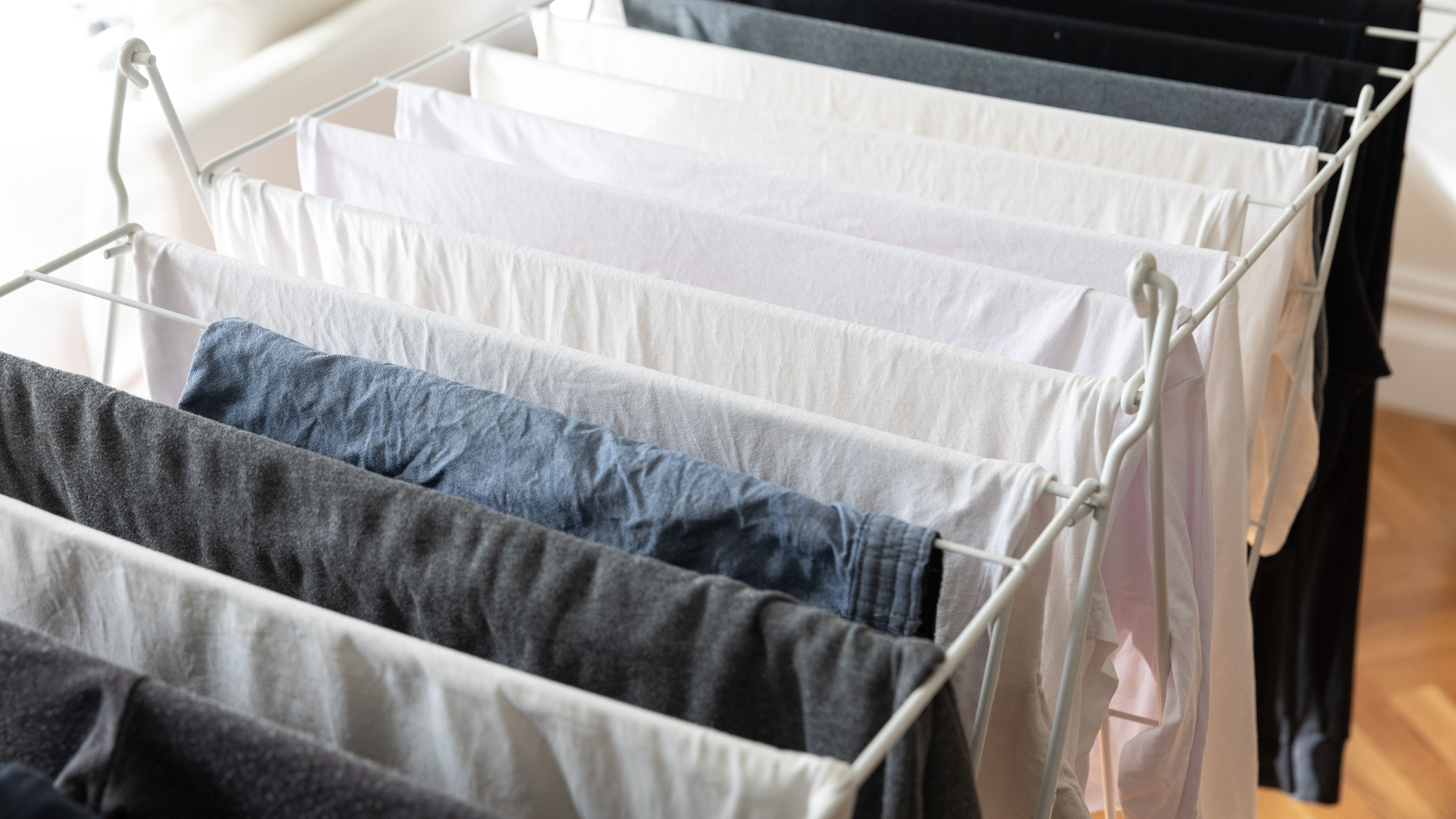 Tips for Line Drying Clothes Indoors
