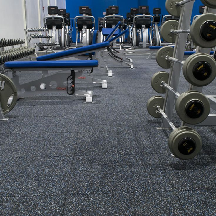 Home Gym Flooring Materials