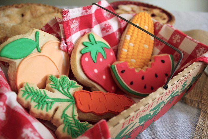 Market Inspired Cookies