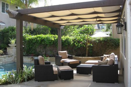 pergola with shade - 25 Perfect Pergola Design Ideas For Your Garden