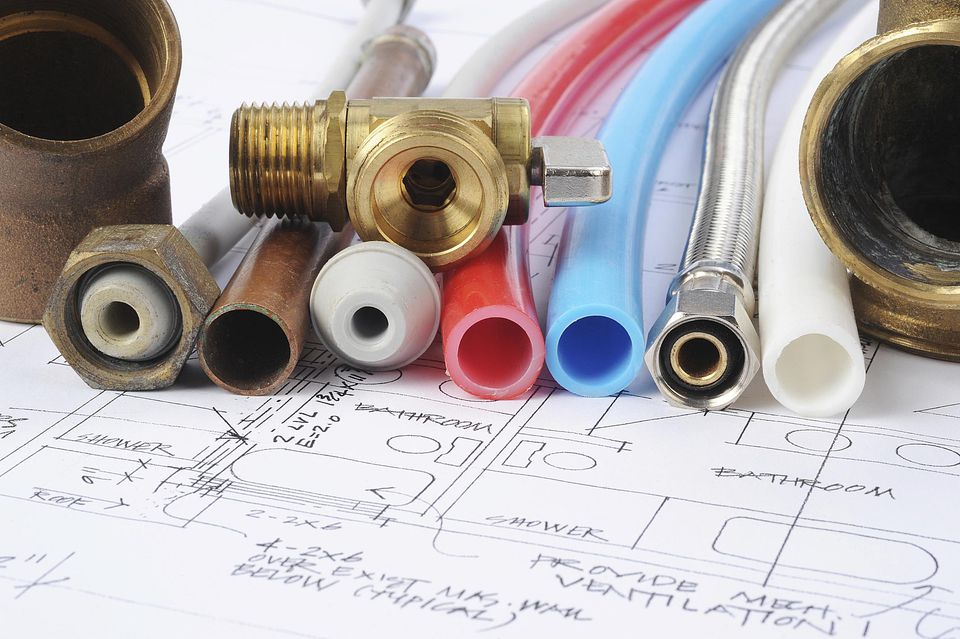 Types of Plumbing Pipe