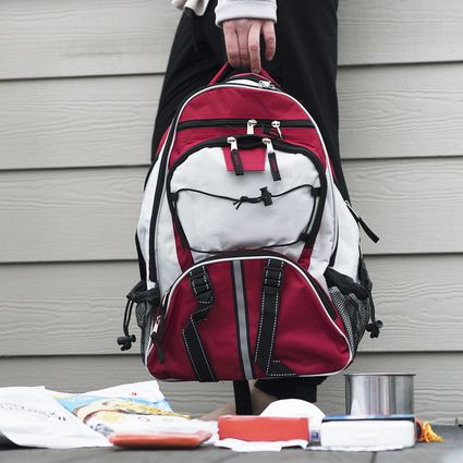 Wise Company Survival Kit Backpack