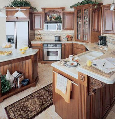 country style kitchen - Country Style Kitchen