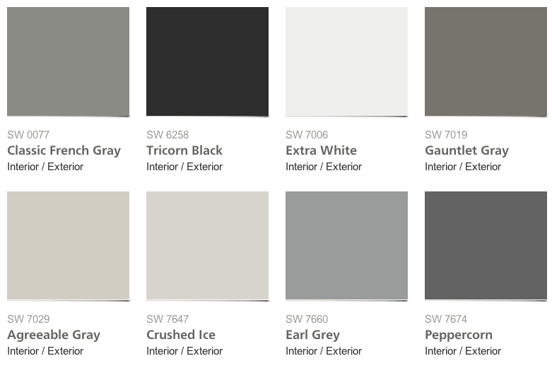 the most pinned color palettes on pinterest. Black Bedroom Furniture Sets. Home Design Ideas