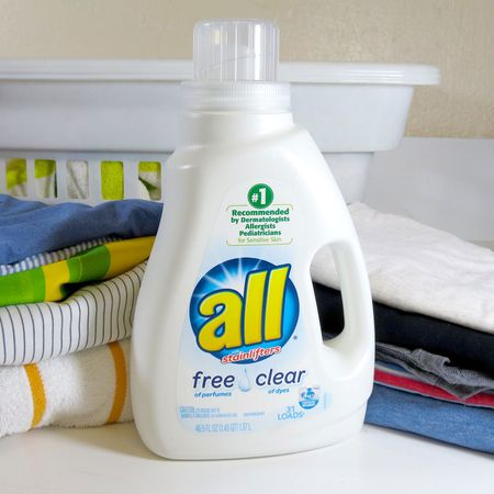 all free clear laundry detergent product review