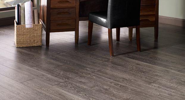 cuadro de piso laminado de imitación de madera