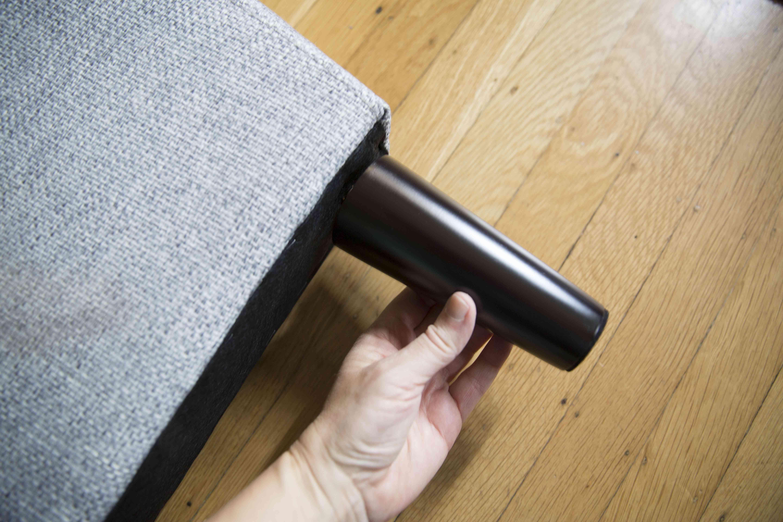 Zinus Jackie Classic 71-Inch Upholstered Sofa