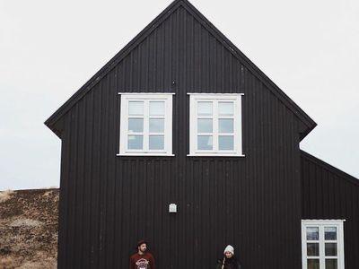 black swedish house