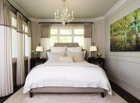 Small Master Bedroom Design Ideas Tips And Photos Enchanting Decorating The Master Bedroom