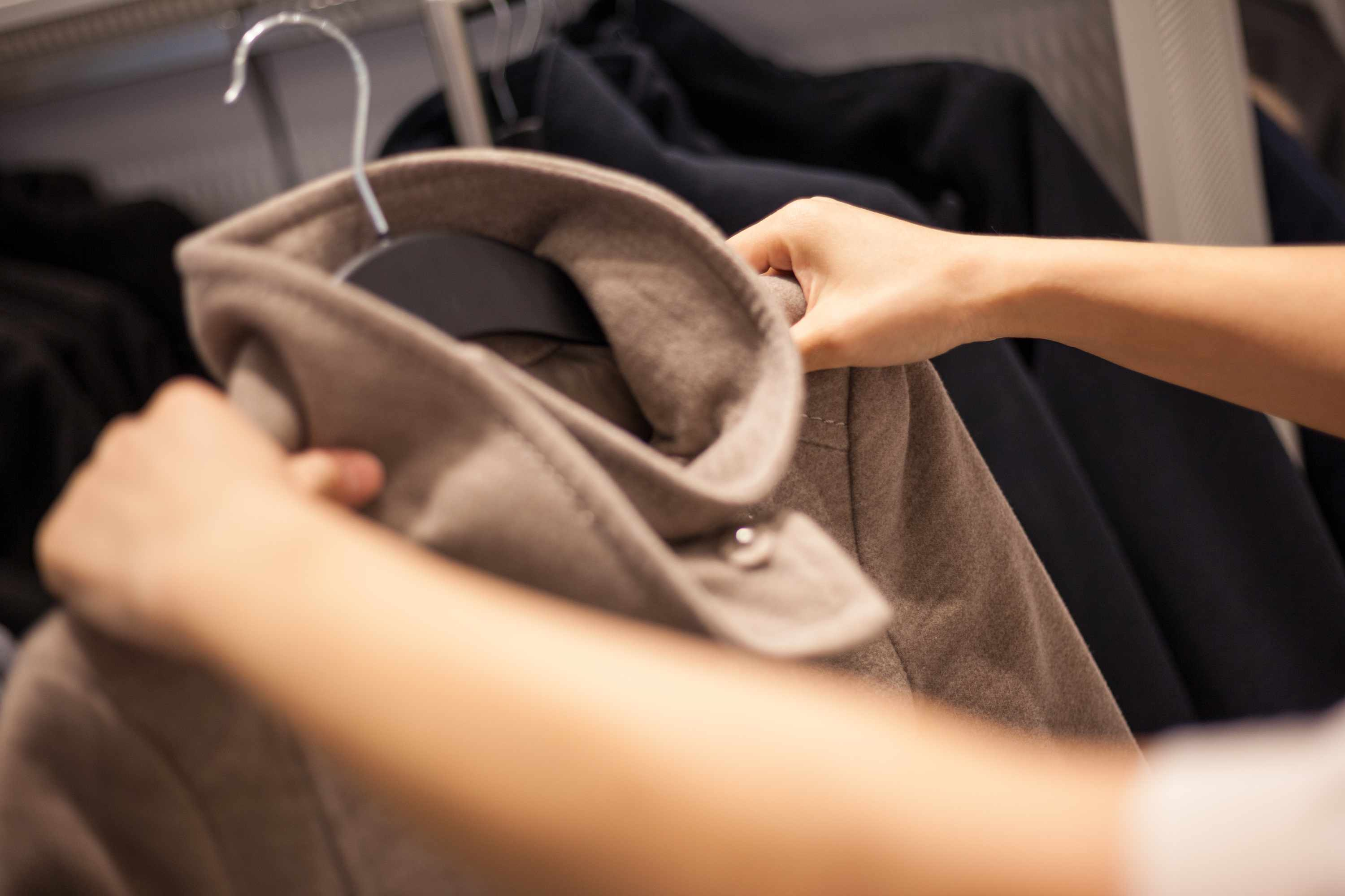 Store Winter Clothes During Spring Cleaning