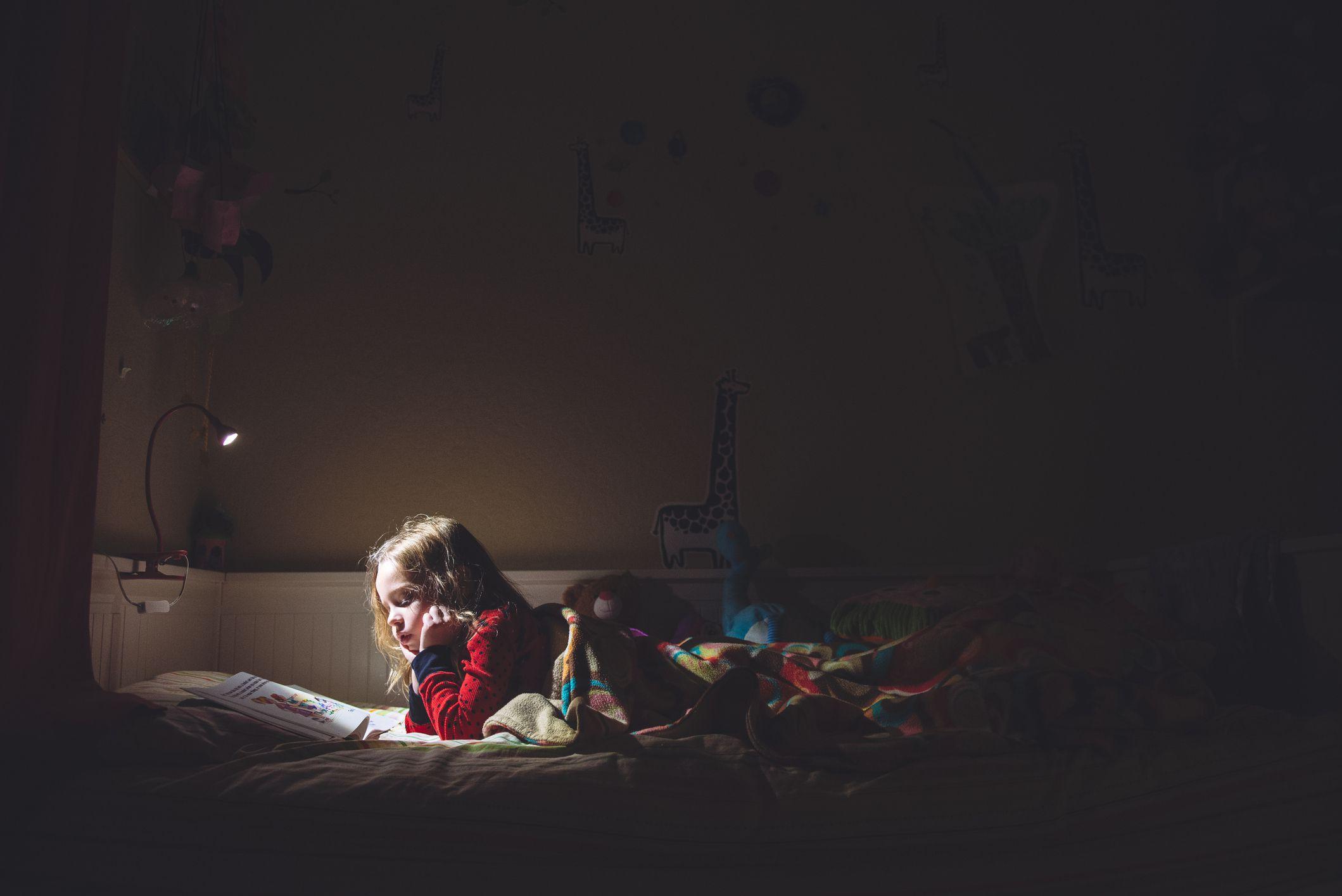 Reading LED light