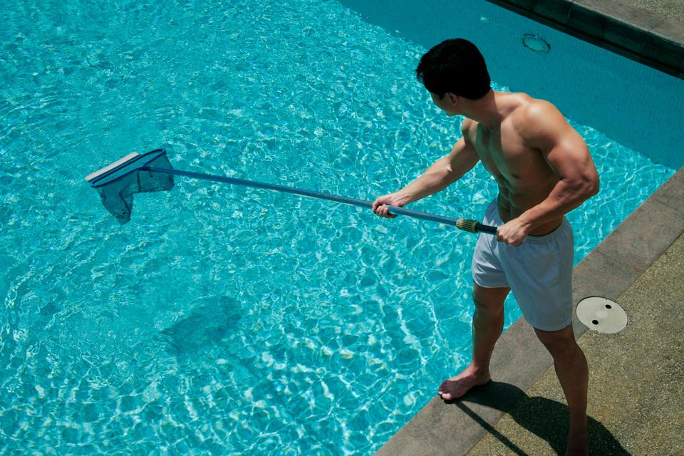 Lovely Homemade Pool Vacuum Cleaner