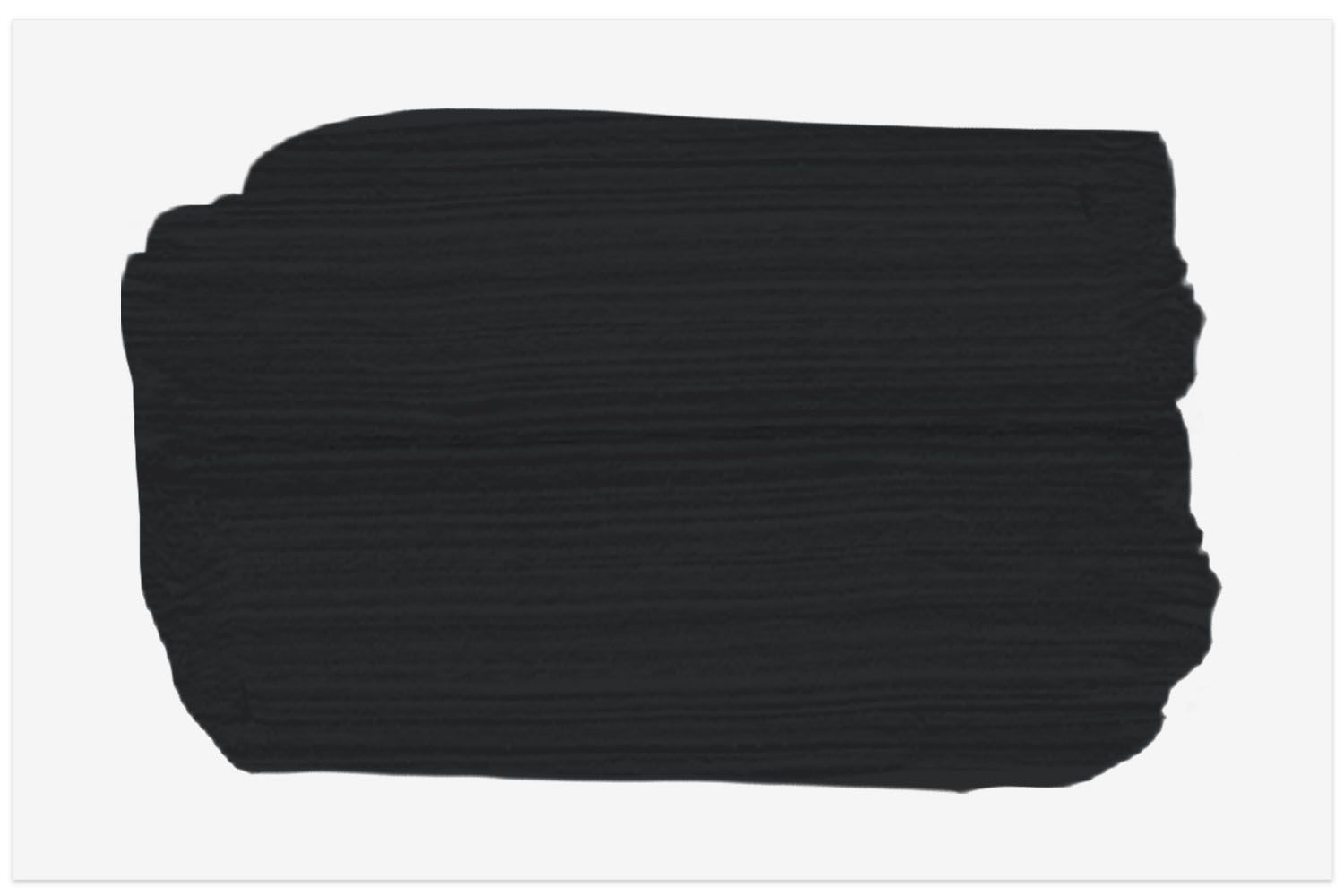 The Spruce Paint color swatch in Elevated Black