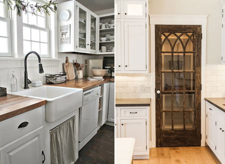 Strange 11 Gorgeous Country Kitchens For Your Decorating Inspiration Home Interior And Landscaping Eliaenasavecom
