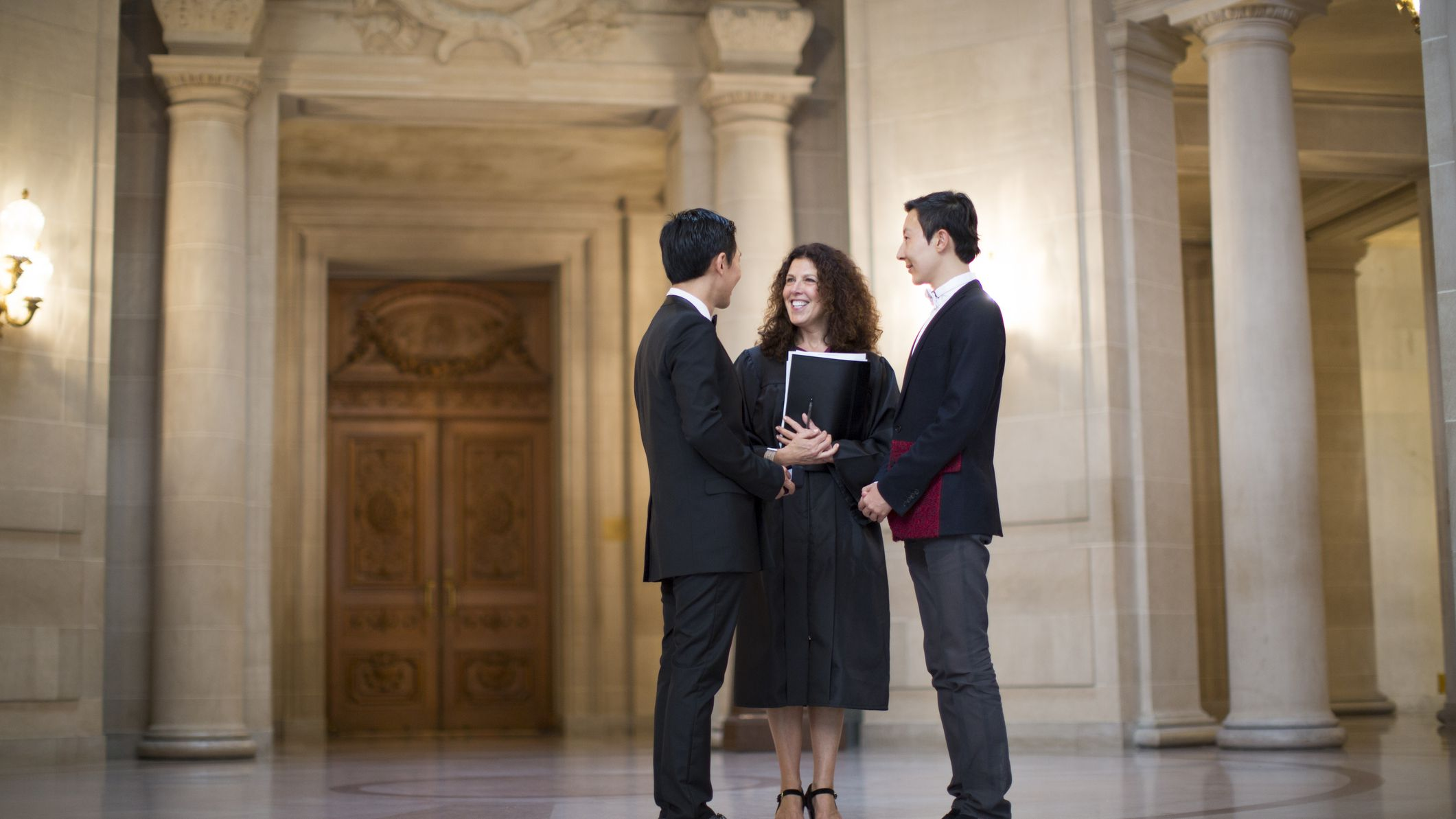 The Definition And Description Of Civil Marriage