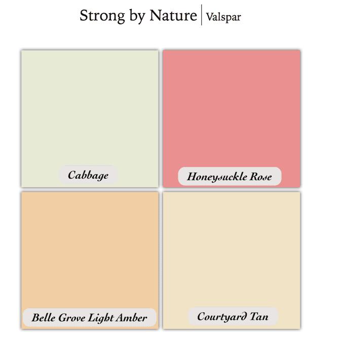Ideas de esquemas de colores pastel de Game of Thrones