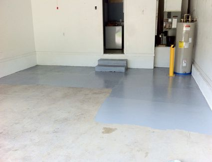 The 4 best choices for garage floor finishes how to apply garage floor epoxy like a pro solutioingenieria Choice Image