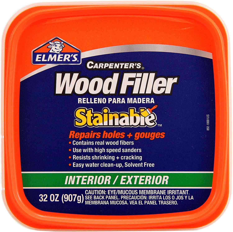 Elmer's Carpenter's Stainable Wood Filler