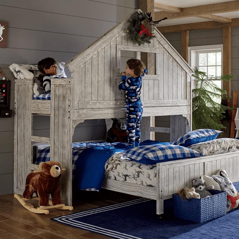 Birch Lane's children room