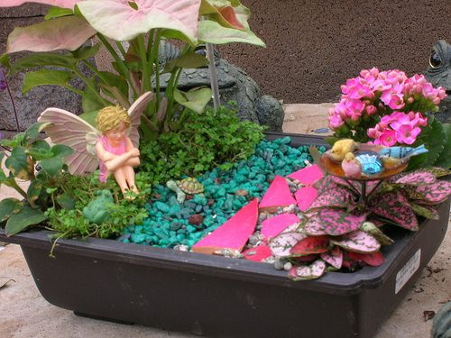 Make Your Own Fairy Garden With Elves Gnomes and More