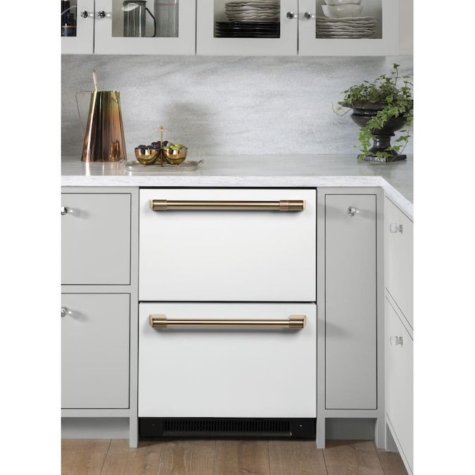 cafe-double-drawer-refrigerator-undercounter-built-in