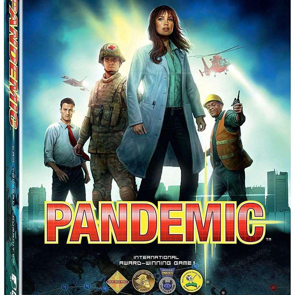 Z-Man Games' Pandemic