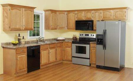 Single Arch Kitchen Cabinet Door Style