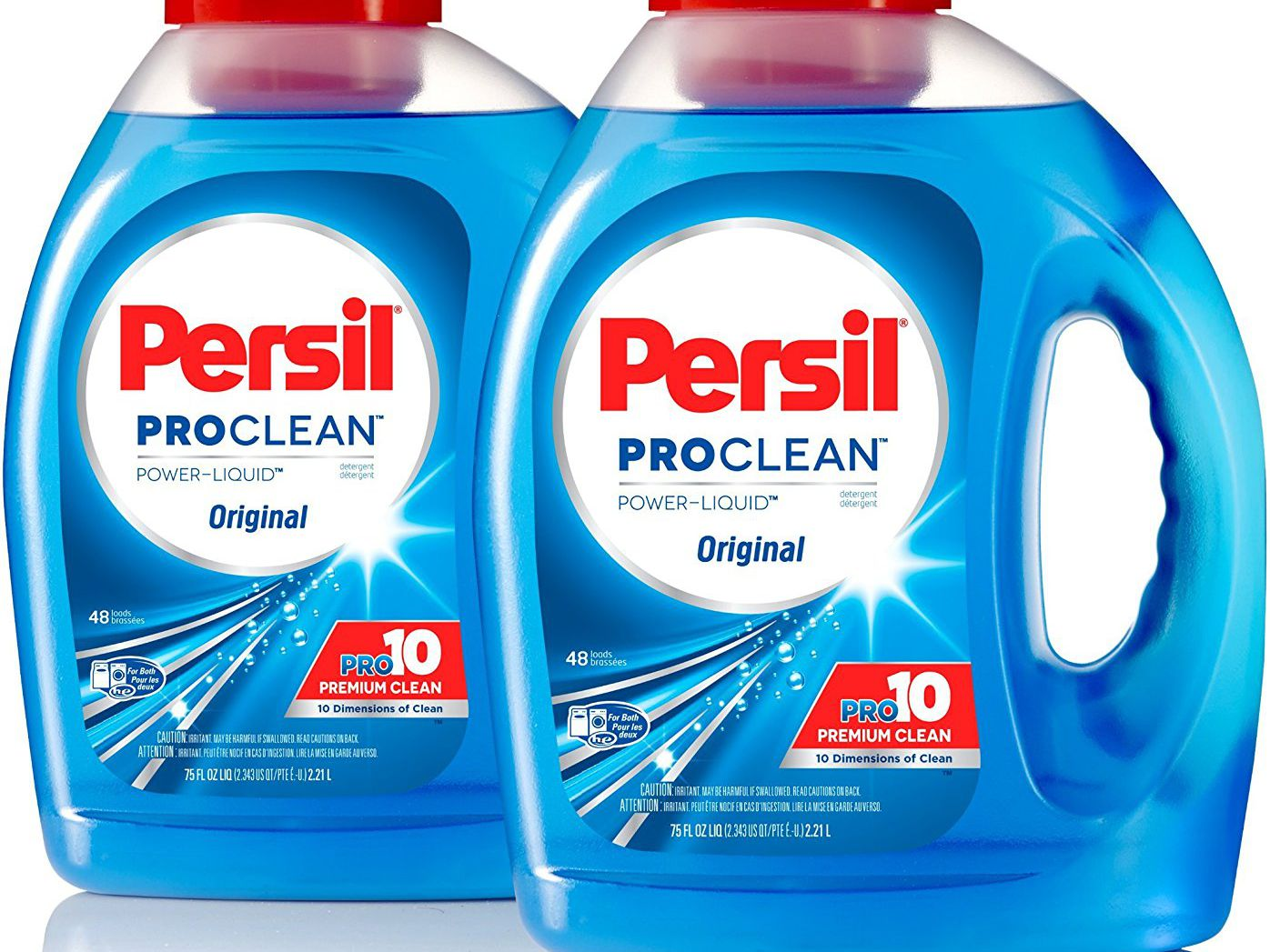 Persil Liquid Laundry Detergent Product Review